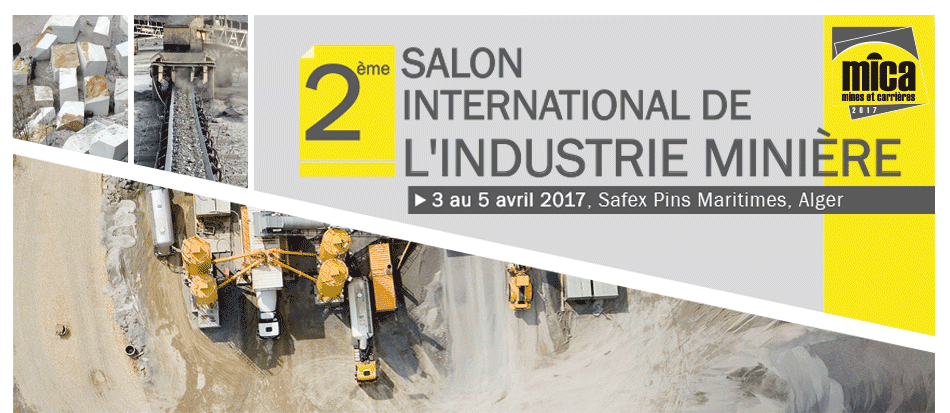 Mica. Salon international mines et carrières @ Hotel Le Méridien