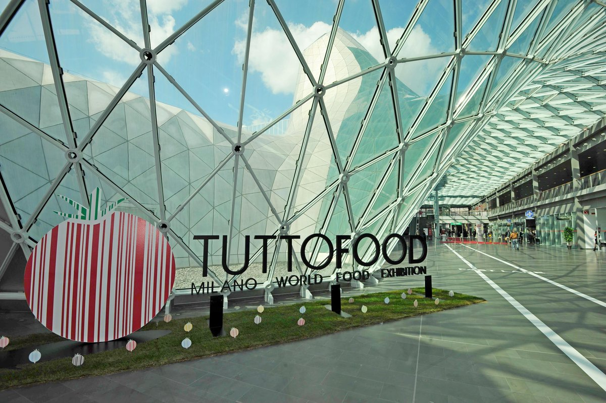 Pavillon Algérie. Tutto Food. Salon International de l'Agroalimentaire @ Fiera Milano City. Milan. Italie
